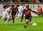 Chicharito 'on fire'; revive su doblete contra el Hannover