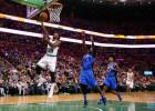 Los Celtics se reparten los puntos para ganar a los Magic