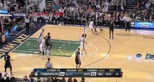 Un pésimo Ricky en el tiro pierde ante Utah Jazz
