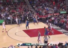 Lillard se sale y destroza a los Hornets de Jordan