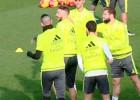 Ramos se hizo el 'chulito' y le acabaron vacilando