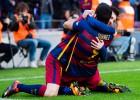 Messi y Suárez dan un golpe a la Liga ante un aguerrido Atleti