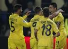 El Villarreal conserva la cuarta plaza tras ganar al Granada