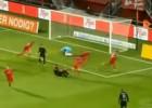 Así fue el gol de Felipe Gutiérrez en triunfo de Twente