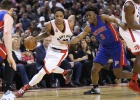 Los Raptors ganan a los Pistons y siguen en racha