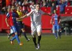 Gameiro, Iborra y Konoplyanka dan la victoria al Sevilla