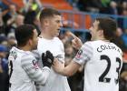 El Everton pasa sin dificultades a octavos de la FA Cup