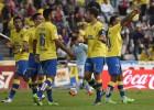 Willian José saca a Las Palmas del descenso en el descuento