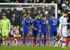 Oscar clasifica al Chelsea en la FA Cup con un 'hat-trick'