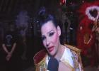 Saida Prieto vuelve a los escenarios por Carnaval