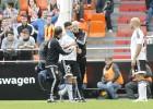 Enzo Pérez será baja para el partido de ida ante el Barça