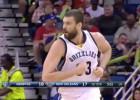 Randolph y Green lideran una buena victoria de los Grizzlies