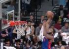 Los Pistons se llevan ante los Nets un vibrante duelo