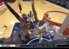 Turner mandó a LeBron a la lona: ¡Qué gorrazo al 'Rey'!