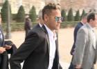 Neymar declara ante el juez en la Audiencia de Madrid