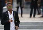 Neymar salió de la Audiencia tras declarar más de una hora
