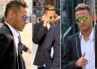 Los 'regates' de Neymar para hacer llevadero el 'paseíllo'