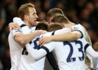 Harry Kane se luce en la victoria del Tottenham