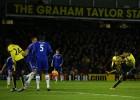 El Chelsea no pasa del empate ante el Watford de Quique