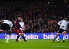Los dos goles de baile de salón entre Neymar, Suárez y Messi