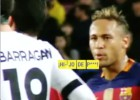 Neymar llamó