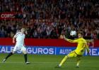 'Correcaminos' Gameiro: gol a la altura de los mejores '9'