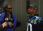 ¿Snoop Dogg, reportero improvisado del Super Bowl?