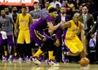Kobe arruina el partidazo de Davis con los Pelicans