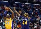 Cómo le echaremos de menos: ¡Triplazo ganador de Kobe!