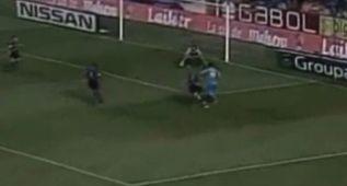 El golazo de un joven Messi al Levante que no recuerdas