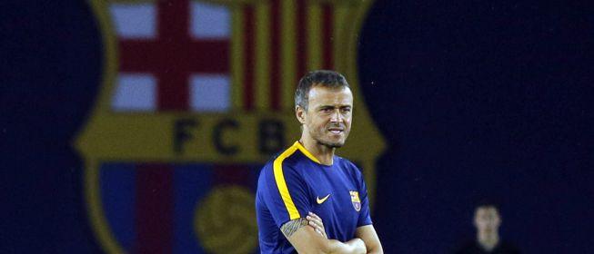 5 conceptos que ha traído Luis Enrique a este Barcelona