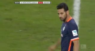 Pizarro ya es el 5º máximo goleador de la Bundesliga