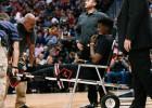Así fue la lesión de Butler que permite a Gasol ir al All Star