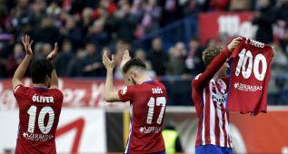 Torres recibió el cariño de su afición: gran ovación al '9'
