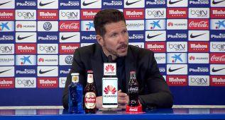 """Simeone: """"Es una satisfacción que Torres haya vuelto al gol"""""""