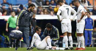 Bale subió a Twitter cómo está ultimando su recuperación