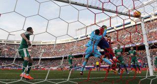 Inmenso Koke: ¡Cómo le puso el balón a Giménez y a Saúl!
