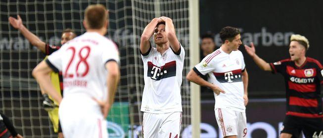 Empate a nada de un Bayern que acabó con Xabi expulsado