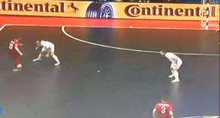 Ricardinho se puede retirar en paz, marcó el gol de goles