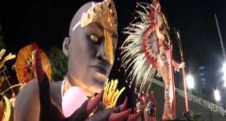 La fiesta del 'Sambódromo', plato fuerte del Carnaval de Rio