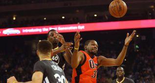 Curry vs Durant, un duelo que marcará una época en la NBA