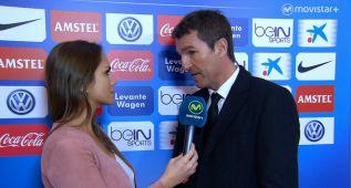 """Roberto: """"Neymar está muy feliz y su entorno también"""""""