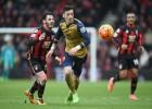 El Arsenal escala a la segunda plaza junto al Tottenham