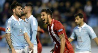 El Sevilla aguanta el empuje del Celta y saca un punto