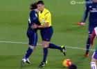Gil Manzano, culpable del la pérdida de Modric en el 1-1