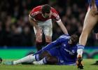 Terrible lesión de Zouma que puede dejarle sin Eurocopa