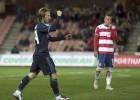 El Madrid sufrió en Granada pero Modric salió al rescate