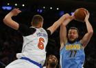 Los Knicks están cada vez más lejos de los playoffs
