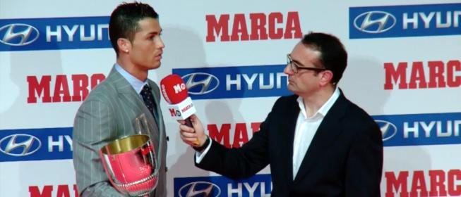 """Cristiano: """"Me quedan dos años de contrato y los cumpliré"""""""