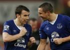 El Everton golea al Stoke y aprieta en la carrera europea